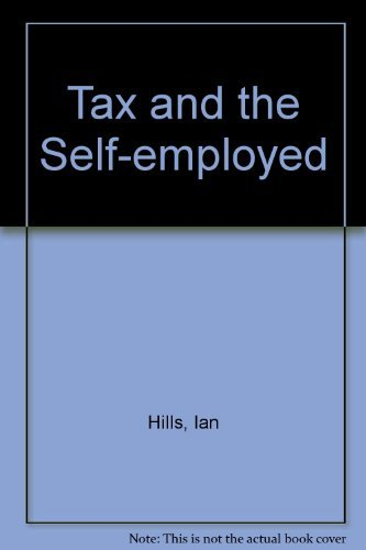 9780863672309: Tax and the Self-employed