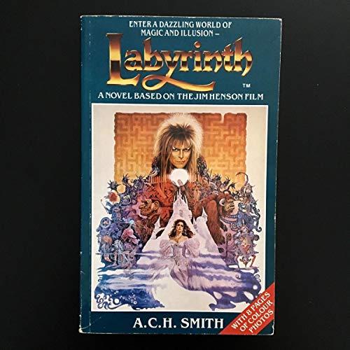 Labyrinth: Novel: Smith, A. C. H.