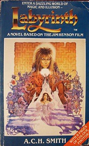 9780863691515: Labyrinth: Novel