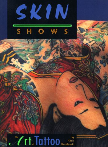 9780863692727: Skin Shows: The Art of Tattoo