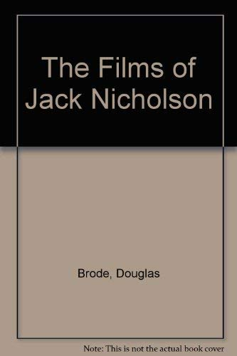 9780863694271: The Films of Jack Nicholson
