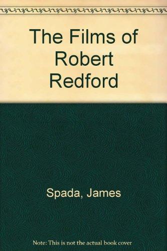 9780863694936: The Films of Robert Redford