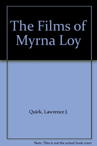 9780863695070: The Films of Myrna Loy