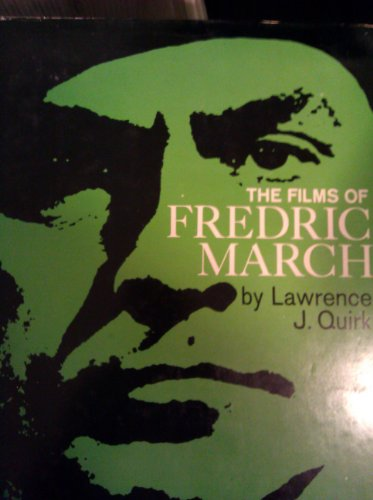 9780863695810: The Films of Fredric March