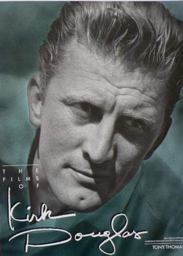 9780863695964: The Films of Kirk Douglas