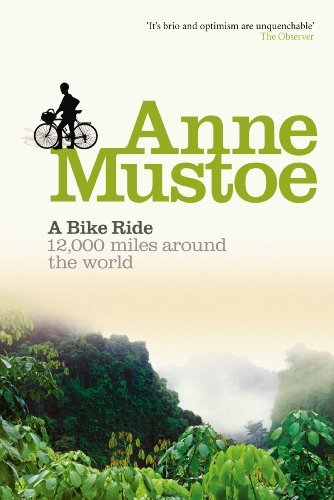 9780863696503: A Bike Ride: 12,000 Miles Around the World