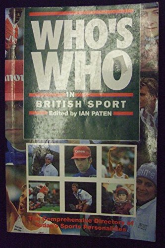 9780863697111: Who's Who in British Sport: The Comprehensive Directory of Today's Sports Personalities