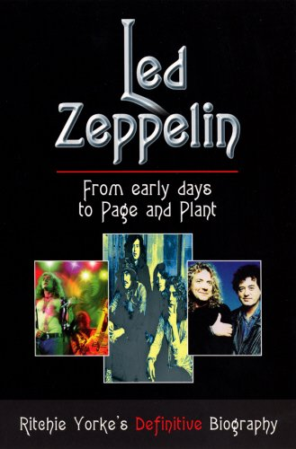 9780863697449: Led Zeppelin: the Definitive Biography