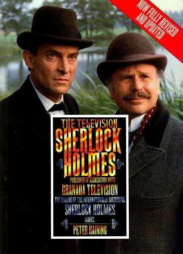 9780863697937: The Television Sherlock Holmes