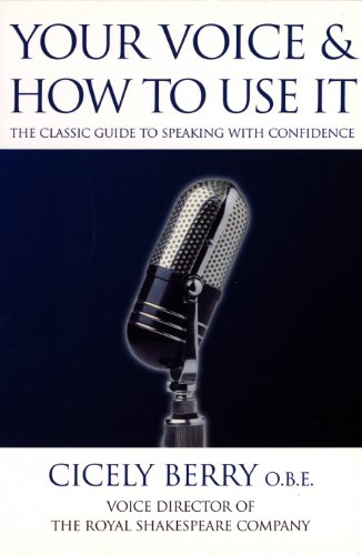 9780863698262: Your Voice and How to Use it