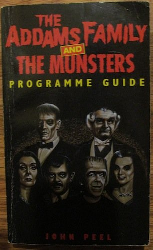 9780863698378: The Addams Family and Munsters Program Guide (Virgin)