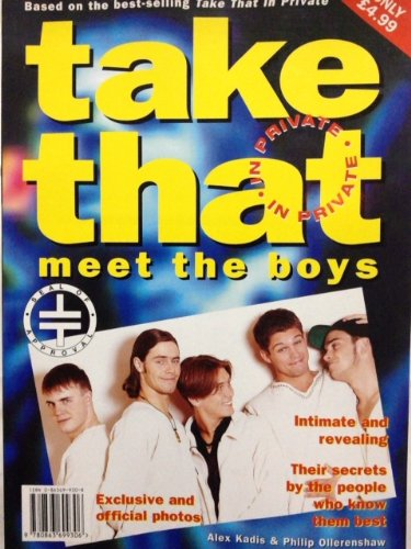 9780863699306: Take That in Private: Meet the Boys