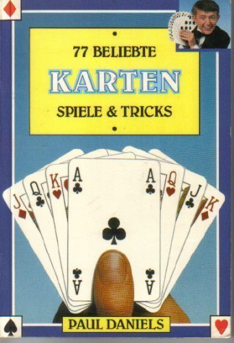 9780863700071: 77 POPULAR CARD GAMES AND TRICKS.