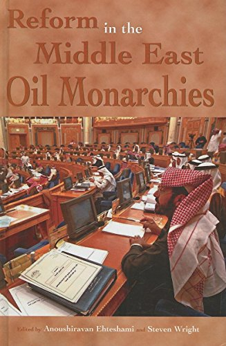 9780863723230: Reform in the Middle East Oil Monarchies (Durham Middle East Studies)