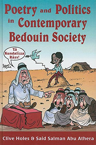 9780863723384: Politics and Poetry in Contemporary Bedouin Society