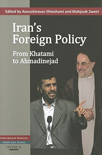 9780863724152: Iran's Foreign Policy: From Khatami to Ahmadinejad