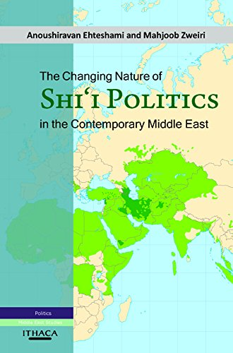 9780863725159: The Changing Nature of Shi'i Politics in the Contemporary Middle East