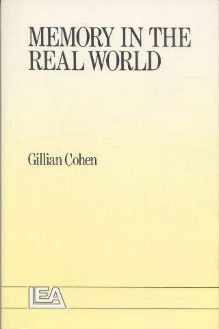 9780863771026: Memory in the Real World