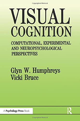 9780863771248: Visual Cognition: Computational, Experimental and Neuropsychological Perspectives