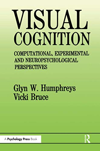 9780863771255: Visual Cognition: Computational E