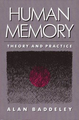 9780863771330: Human Memory: Theory And Practic