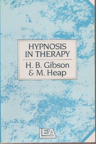 9780863771705: Hypnosis In Therapy