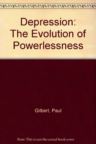 9780863772207: Depression: The Evolution Of Power