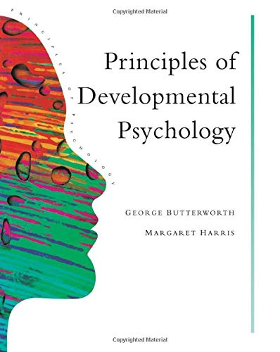 9780863772801: The Resource Library: Principles of Developmental Psychology: An Introduction