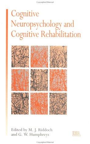 9780863772917: Cognitive Neuropsychology and Cognitive Rehabilitation