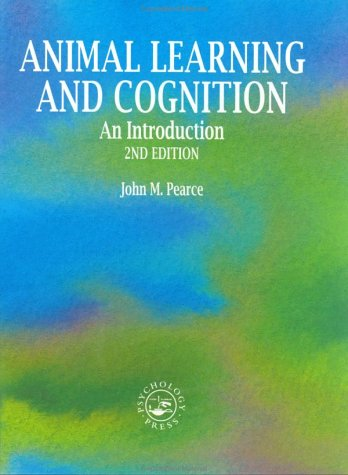 9780863774331: Animal Learning and Cognition, 2nd edition: An Introduction