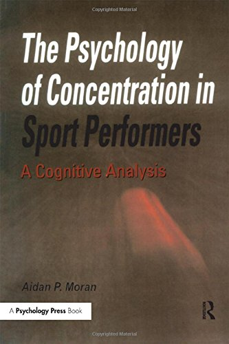 9780863774430: The Psychology of Concentration in Sport Performers: A Cognitive Analysis