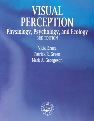 9780863774515: Visual Perception: Physiology, Psychology and Ecology