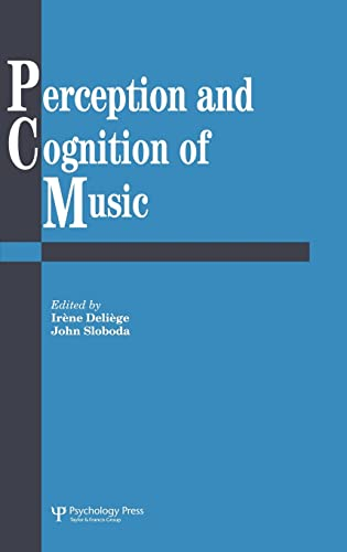 9780863774522: Perception And Cognition Of Music