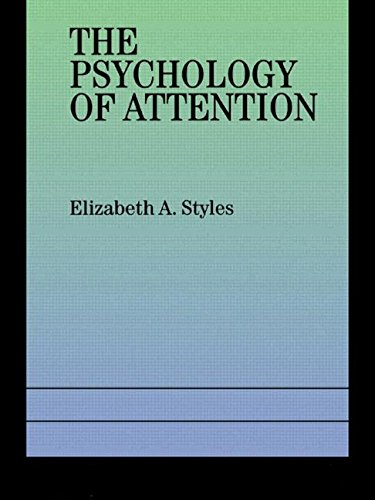 9780863774652: The Psychology of Attention