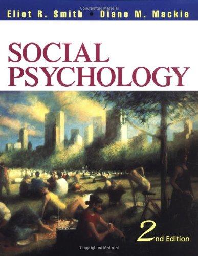 9780863775871: Social Psychology: Third Edition