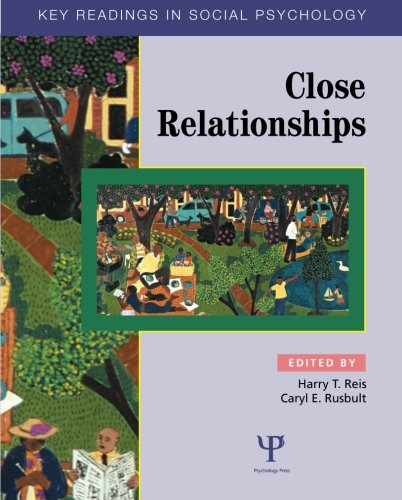 9780863775963: Close Relationships: Key Readings (Key Readings in Social Psychology)