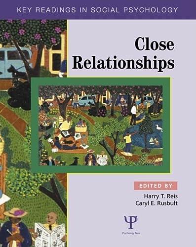 9780863775963: Close Relationships: Key Readings (Key Readings in Social Psychology)