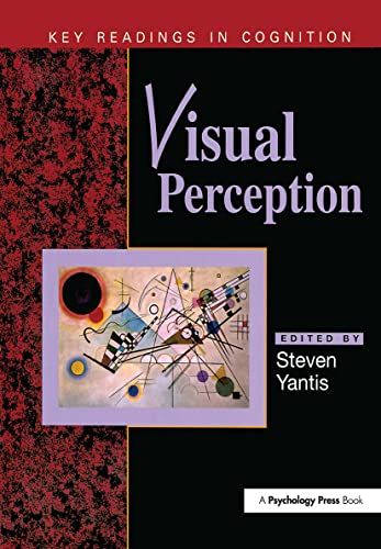 9780863775970: Visual Perception: Key Readings (Key Readings In Cognition)