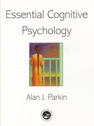 9780863776731: Essential Cognitive Psychology