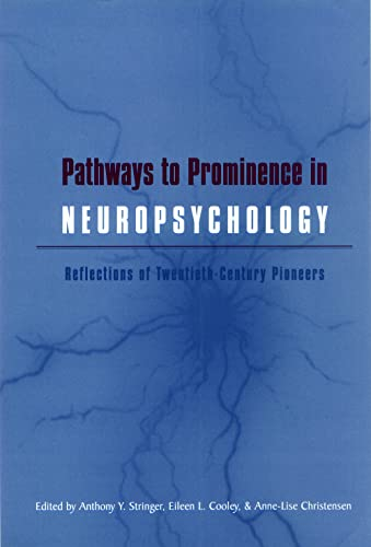9780863776861: Pathways to Prominence in Neuropsychology: Reflections of Twentieth-Century Pioneers