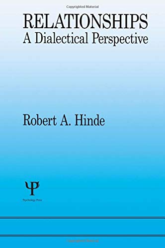 9780863777073: Relationships: A Dialectical Perspective