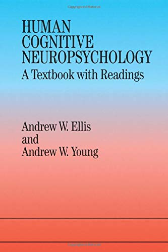 9780863777158: Human Cognitive Neuropsychology: A Textbook With Readings