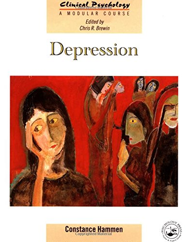 9780863777271: Depression (Clinical Psychology: A Modular Course)