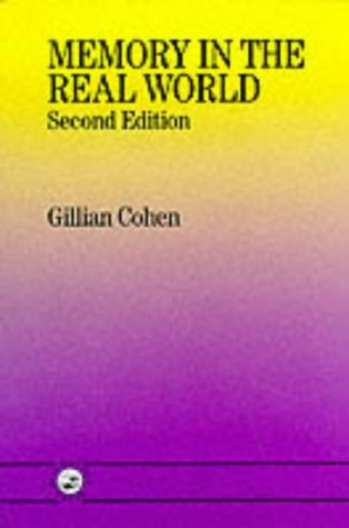 9780863777295: Memory in the Real World
