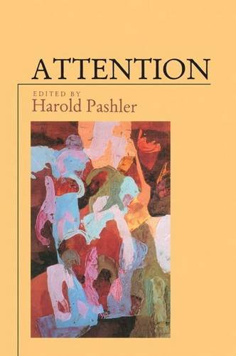 9780863778124: Attention (Studies in Cognition)