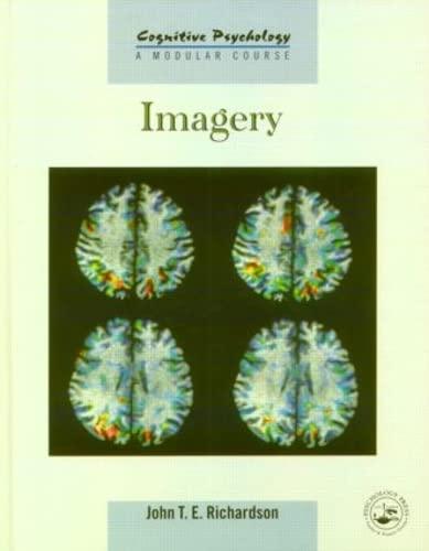 9780863778438: Imagery (Cognitive Psychology)