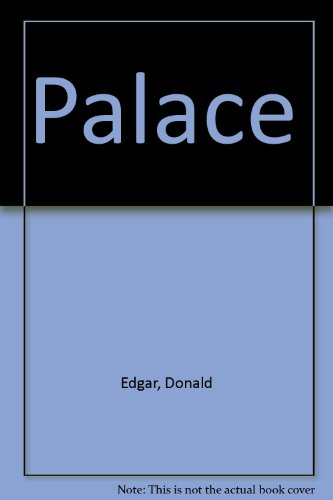 Palace (9780863790270) by Donald Edgar