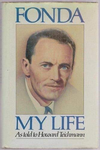 9780863790706: Fonda My Life