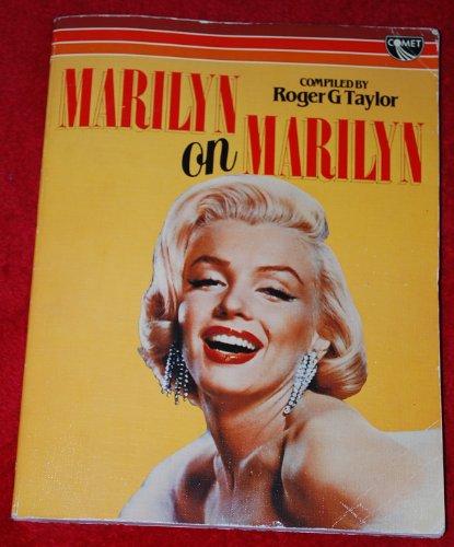 9780863790805: Marilyn on Marilyn