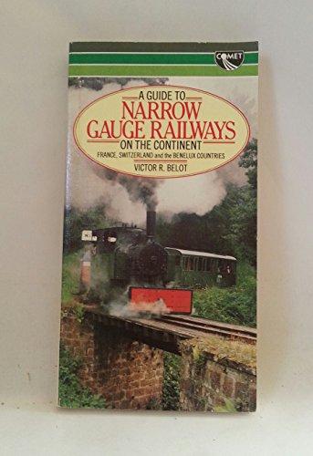 9780863791048: Guide to Narrow Gauge Railways